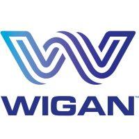 Wigan white square